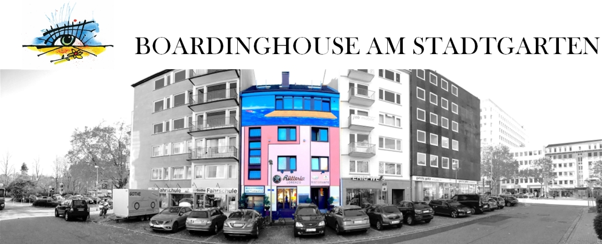 Boardinghouse am Stadtgarten in Essen